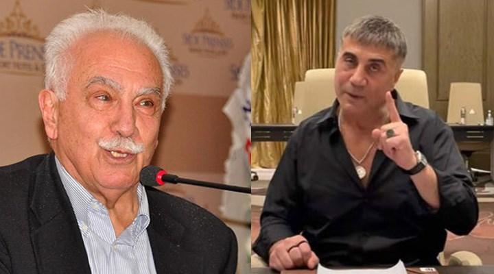 Doğu Perinçek, Sedat Peker hakkında suç duyurusunda bulundu