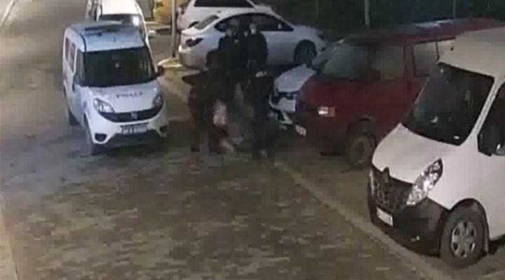 Polislerin darp ettiği kadının ifadesi ortaya çıktı
