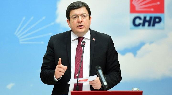 CHP'li Erkek'ten, Başsavcıvekili Ekrem Aydıner hakkında dikkat çeken iddia
