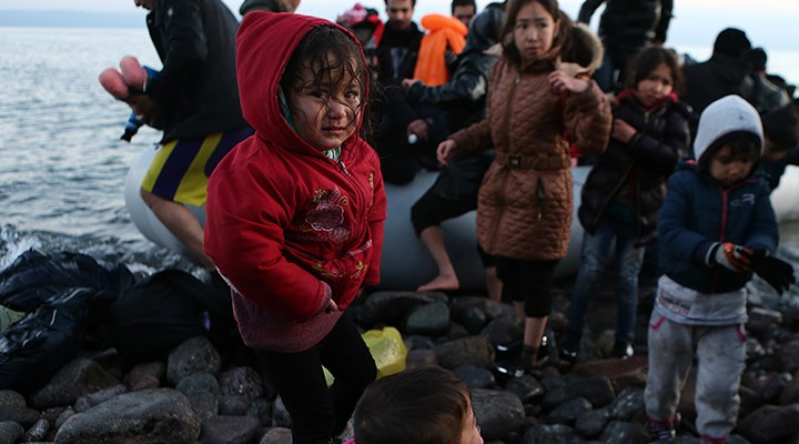 Suriyeli çocuklar yetersiz besleniyor: Ölüm riski çok yüksek