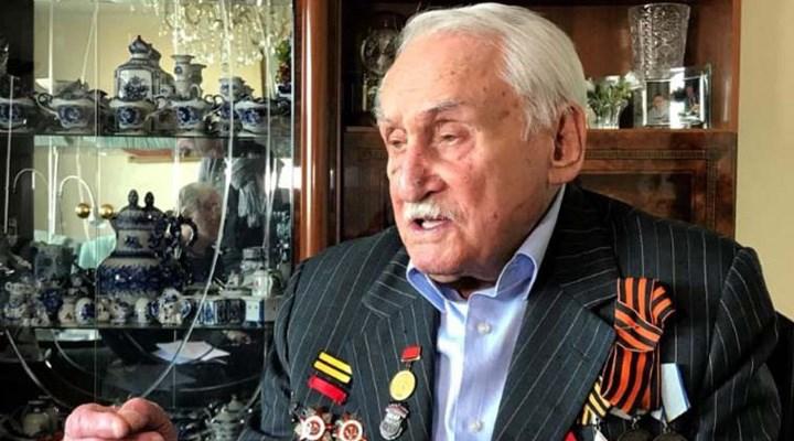 Auschwitz'in kurtarıldığı operasyona katılan Sovyet askeri Dushman, hayatını kaybetti