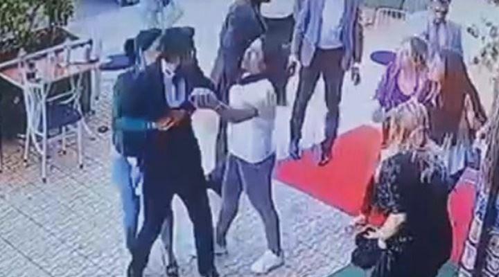 Damat ile akrabaları ücret tartışmasında kuaför ve çalışanlarına saldırdı