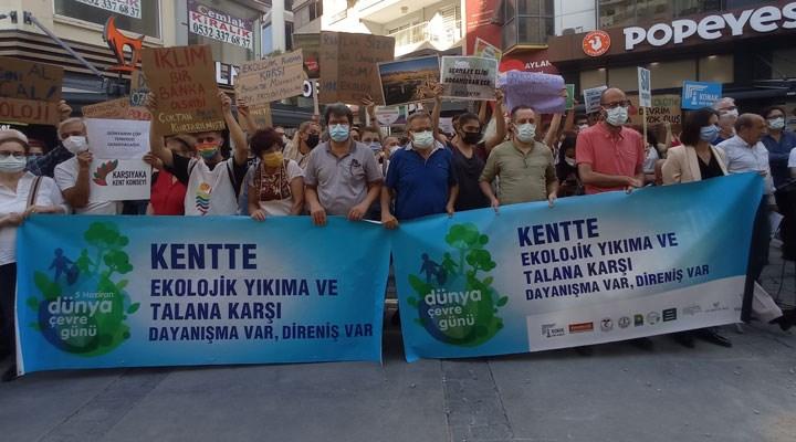İzmir'de ekoloji yürüyüşüne izin yok