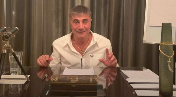 Sedat Peker tehdit ettiği gazeteci Cihan Çakır'ın sözlerini  doğruladı: Buradan çok suç çıkar
