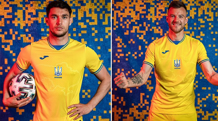 Ukrayna'nın EURO 2020'de giyeceği formaya Rusya tepki gösterdi, UEFA açıklama yaptı