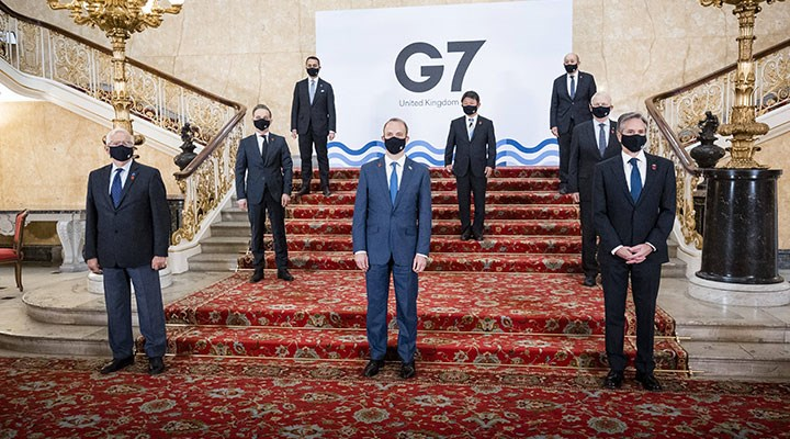 Dünyanın gözü G-7 Zirvesi'nde