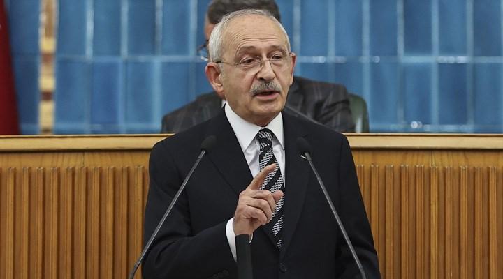Kılıçdaroğlu, Peker'in iddialarına ilişkin yargıya seslendi: Lağım basmış, yolsuzluklar diz boyu, nerede bu savcılar?