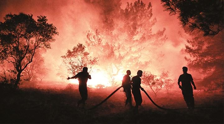 Nedeni belirsiz yangınlarda büyük artış