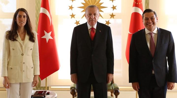 AKP'li vekilin kızı ile Martı'nın CEO'su evlendi, nikah öncesinde Erdoğan ziyaret edildi