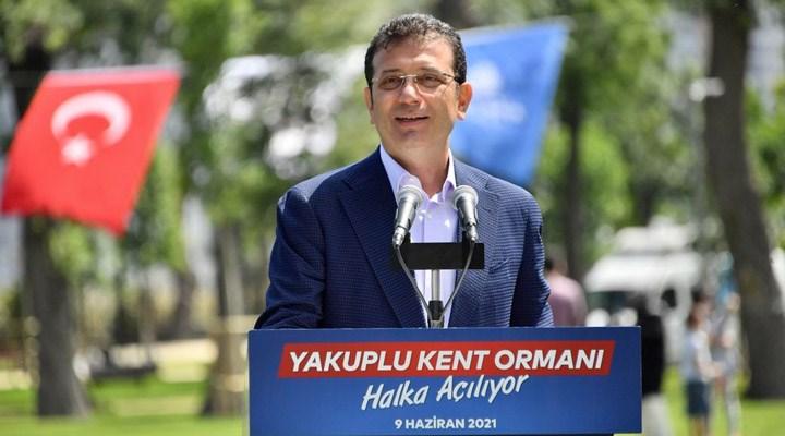 İmamoğlu'ndan Kanal İstanbul tepkisi: Mesele yine duygusal