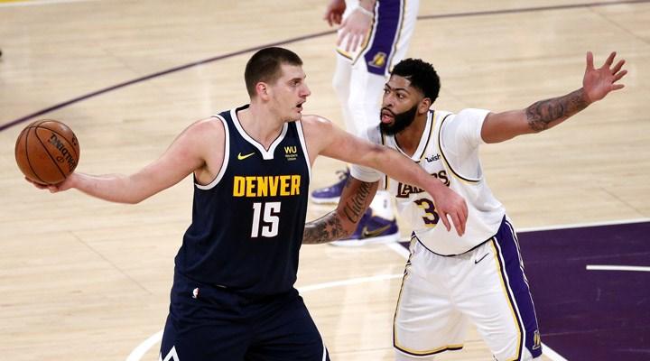 NBA'de sezonun MVP'si Nikola Jokic seçildi