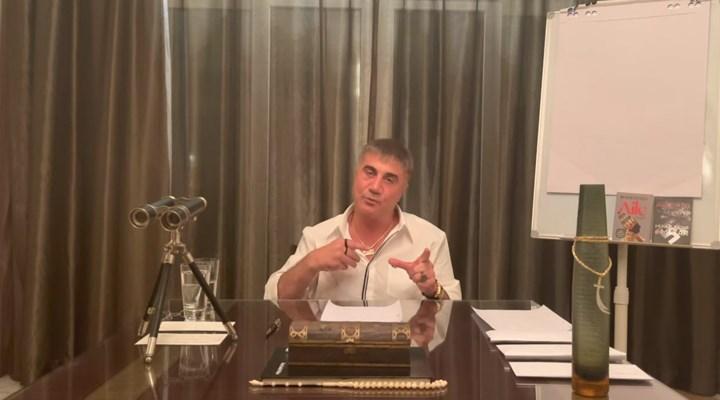 Sedat Peker'in 9 tweetine erişim engeli kararı