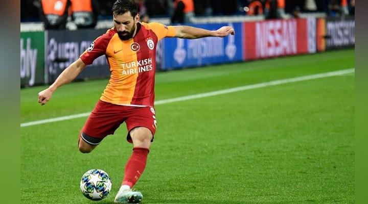 Şener Özbayraklı Galatasaray'a veda etti