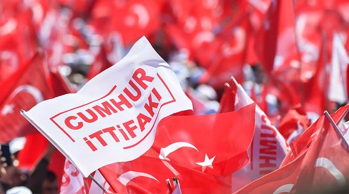 AKP ve MHP her yerde eriyor