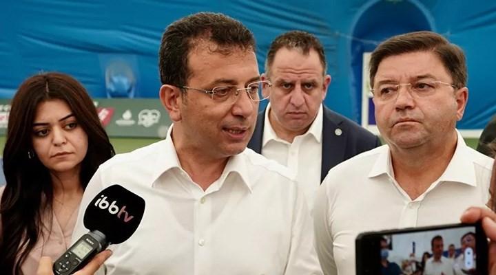 İmamoğlu: Erdoğan bana imreniyor, kendilerini İstanbul'a davet ediyorum