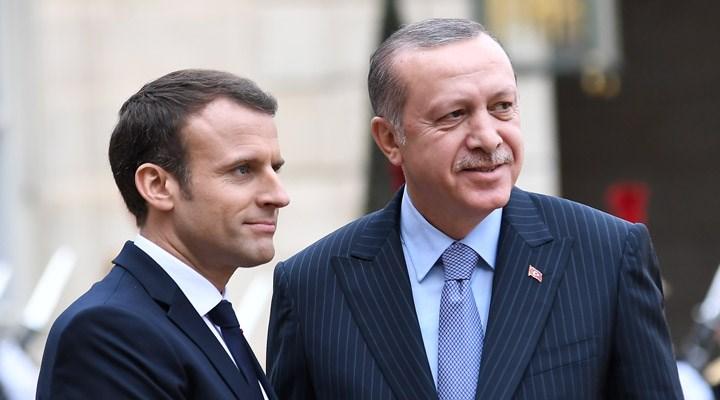 Macron: Erdoğan ile Fransa'nın radikal İslamcılık mücadelesini görüşmek istiyorum