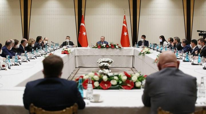 Saray'da müsilaj toplantısı: Sonuç bildirgesi yayımlandı