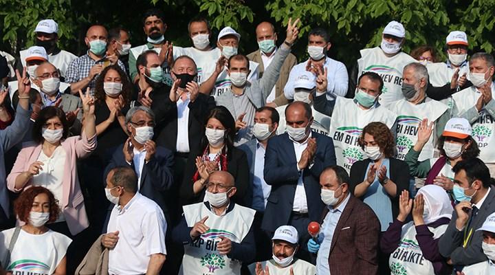 Yargıtay Cumhuriyet Başsavcısı Şahin: 451 HDP'li hakkında siyasi yasak isteniyor