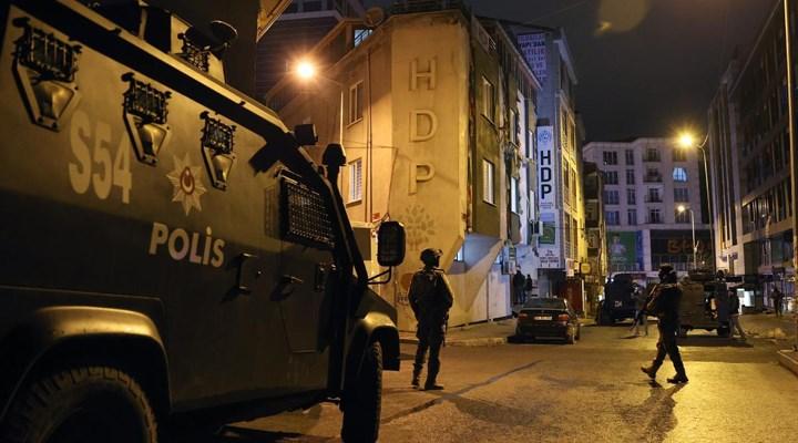 HDP'li 2 yöneticinin 25 yıla kadar hapsi istendi