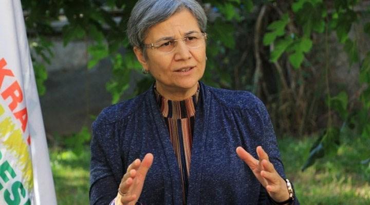 Leyla Güven'e verilen hapis cezası onandı