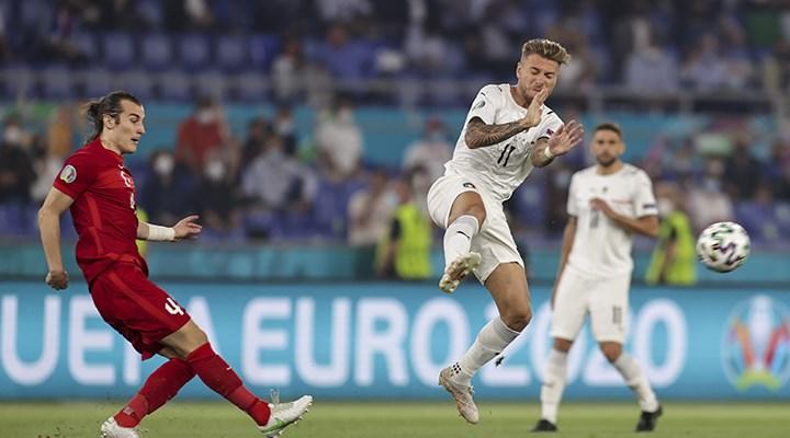 Türkiye A Milli Futbol takımı, İtalya'ya 3-0 mağlup oldu