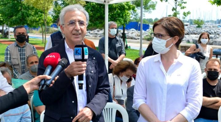 CHP İstanbul, müsilaj sorunu üzerine Marmara için 'Şimdi ve Acil Forumu' düzenledi