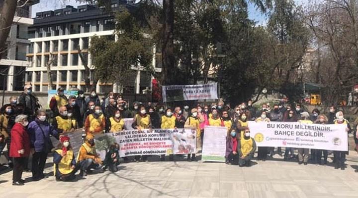 Validebağ Gönüllüleri, Üsküdar Belediye Başkanı Türkmen'e seslendi: Açıklamalar yanlış ve gerçek dışı