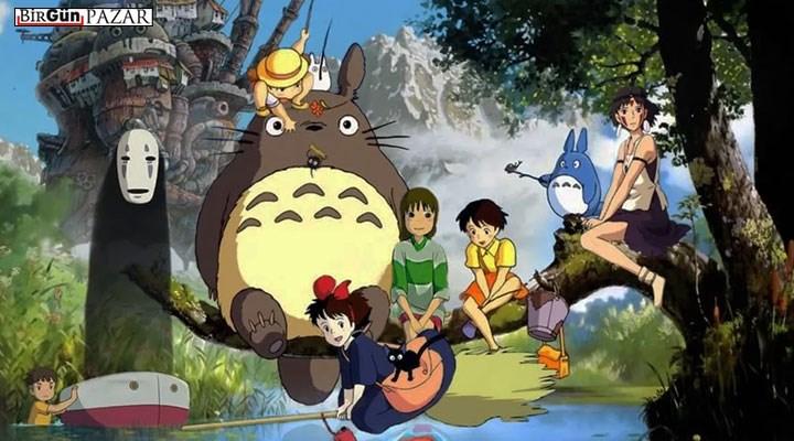 Asya Sineması 3:  Miyazaki animeleri üstüne