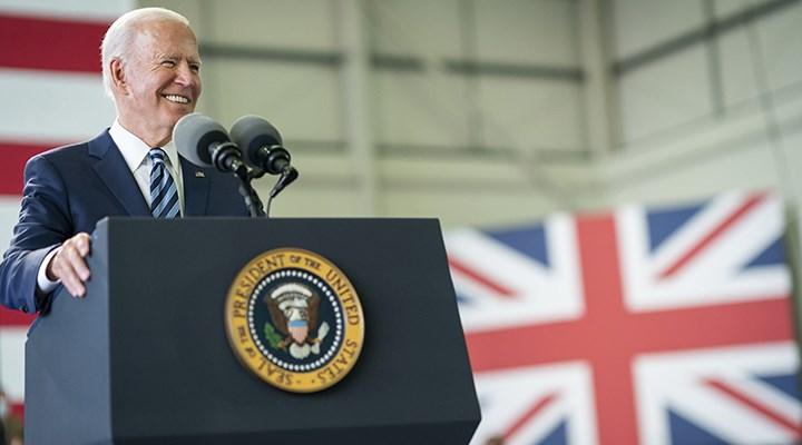 Biden: Amerika masaya geri döndü