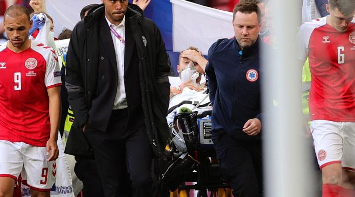 Danimarka Futbol Federasyonu ve ilk müdahaleyi yapan takım doktorundan Eriksen açıklaması