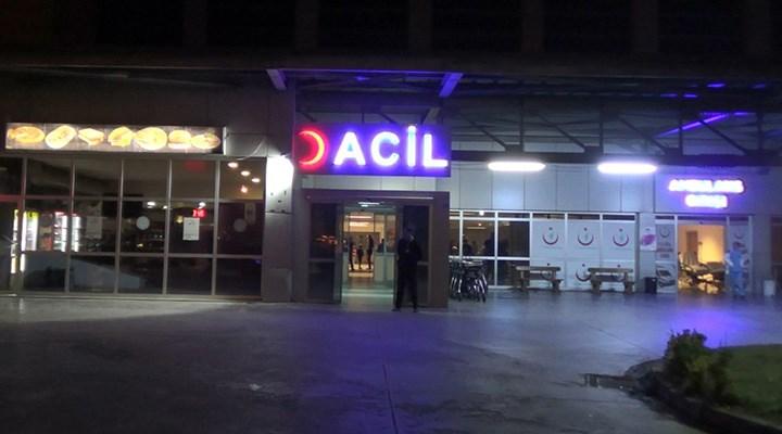 Zonguldak'ta bir kişi baltayla 3 kişiyi yaraladı