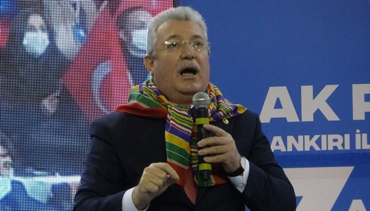 AKP'li Akbaşoğlu, yüreklere su serpti: Asla ve kata Türkiye'de bir korku imparatorluğu yok
