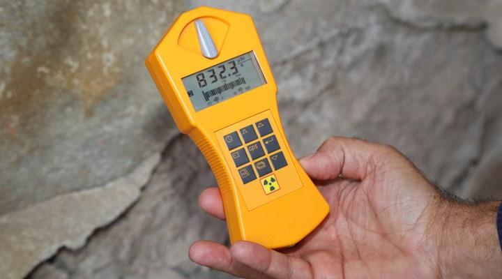 İzmir'in Çernobili'ndeki radyasyon ölçüldü: Normal değerin 7 bin 291 katı