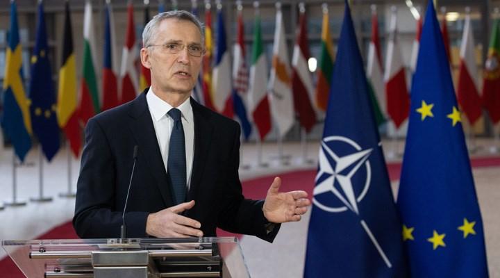NATO Genel Sekreteri Stoltenberg: Pekin'in yükselişine ortak bir yanıt vermeliyiz