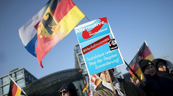 Almanya'da aşırı sağcıların sayısı yüzde 3,8 arttı