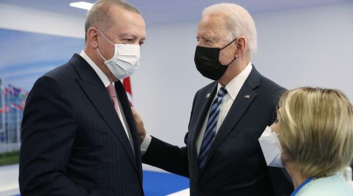 Biden, Erdoğan'la görüşmesine ilişkin konuştu: İyi şeyler hissediyorum
