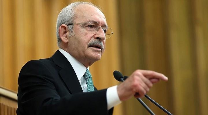 Kılıçdaroğlu: Mafyadan ayda 10 bin dolar alan siyasetçiyi Erdoğan çok iyi biliyor