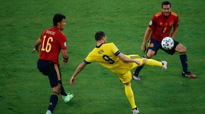 EURO 2020 E Grubu   İspanya, İsveç'i geçemedi