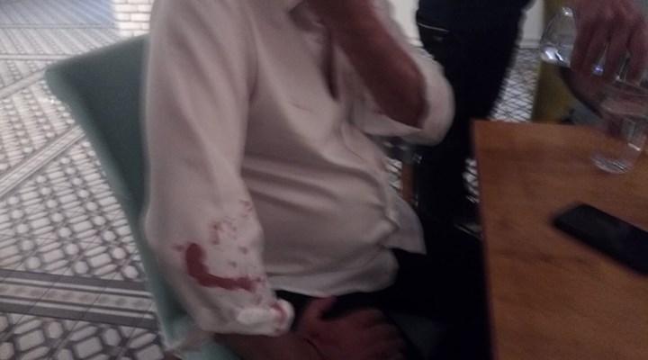 Özışık kardeşlerin hedefindeki Didim Belediye Başkanı Atabay'a saldırı