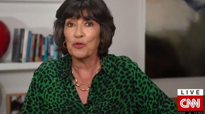 Ünlü gazeteci Christiane Amanpour kansere yakalandığını açıkladı