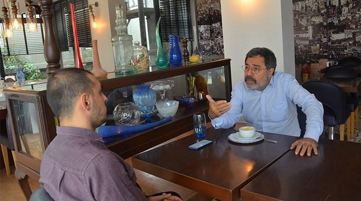 Usta yazar Ahmet Ümit yeni kitabıyla ilgili ilk kez BirGün'e konuştu: Amacım yazarak  insanlığı anlatmak