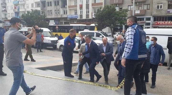 Yomra Belediye Başkanı'na saldırıda azmettiricinin babası gözaltına alındı