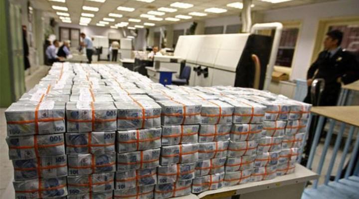 Bütçeden müteahhitlere bir ayda 8 milyar lira aktarıldı