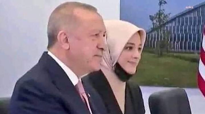 Erdoğan'ın torpilli tercümanı tepki çekti, AKP yine 'başörtüsüne' sarıldı