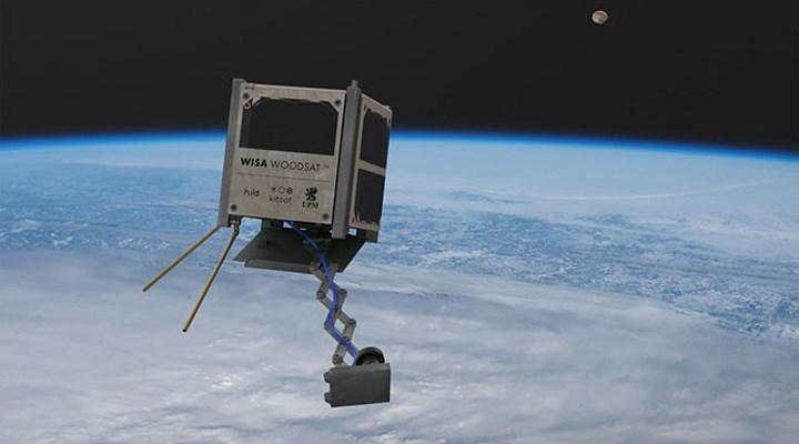 Finlandiya'nın ahşap uydusu, bu yıl içinde uzaya gönderilebilir