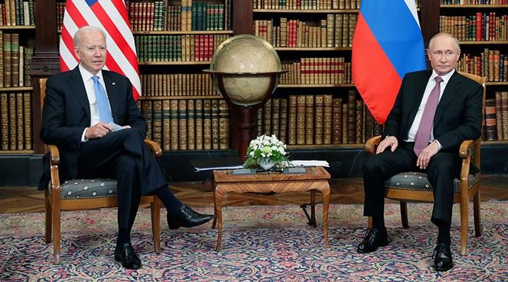 Putin - Biden zirvesi sona erdi: İki liderden ortak bildiri