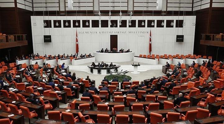 Türkiye'ye sürekli operasyon çeken 'dış güçler'in araştırılması önergesi AKP ve MHP oylarıyla reddedildi