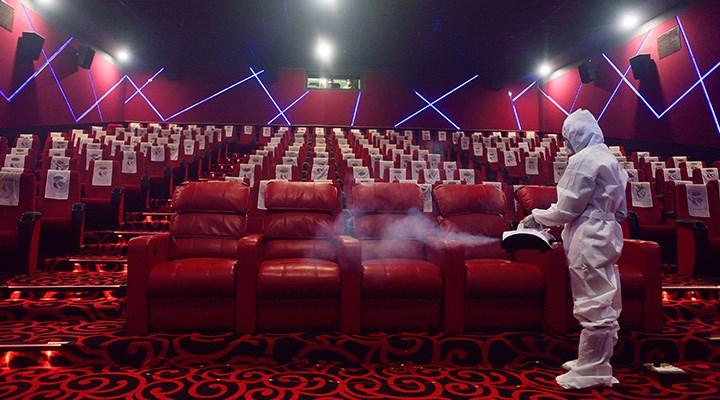2020'de salonlar kapalı kaldı