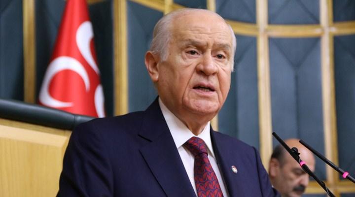 Bahçeli'den HDP'ye yönelik saldırı hakkında açıklama: Bir cani üzerinden MHP'yi suçlamaya hiç kimsenin hakkı yoktur