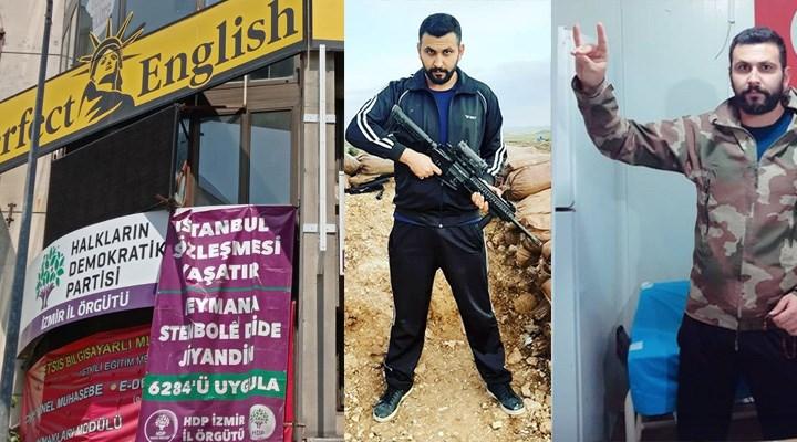 HDP İzmir il binasına silahlı saldırı: Deniz Poyraz katledildi